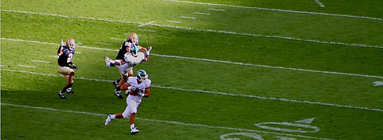 NOTRE DAME VS. MICHIGAN STATE NOTRE DAME STADIUM SEPTEMBER 2009 by photographized