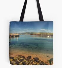 Peel Bay on a Summer's Day Tote Bag
