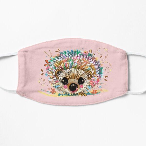 Rainbow Hedgehog Mask
