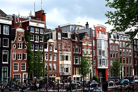 AMSTERDAM NETHERLANDS MAY 2008 by photographized