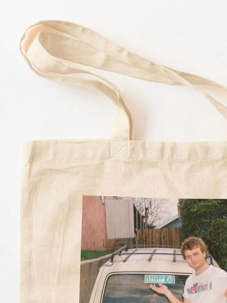 """Mac Demarco Italian Meme"" Tote Bag by jacvendingco2 ..."