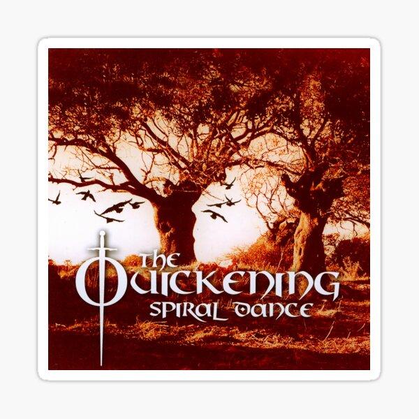 Spiral Dance The Quickening Sticker