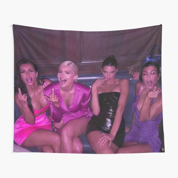 Kardashians Tapestry