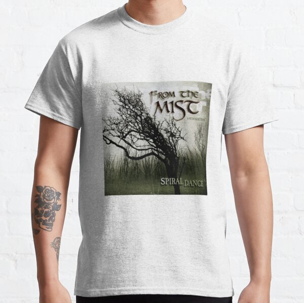 Spiral Dance From the Mist Classic T-Shirt