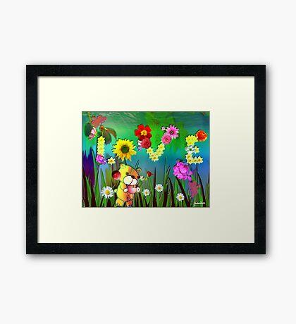 Celebrate Love Framed Print