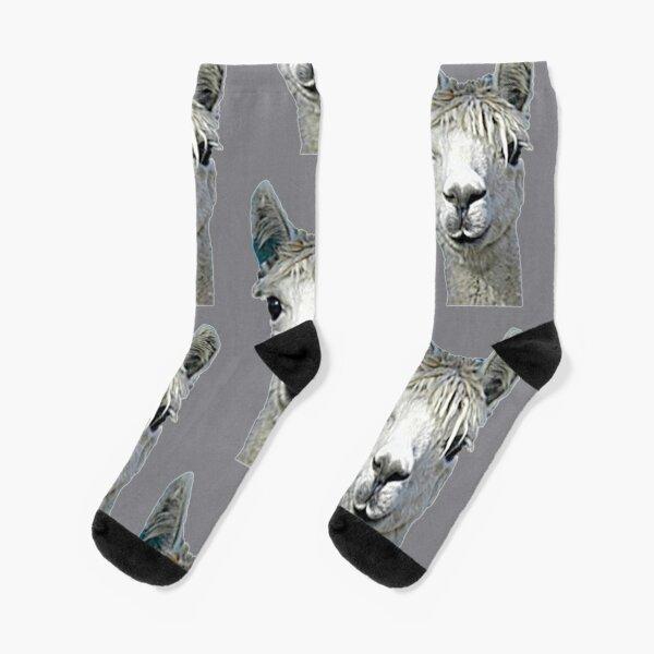 Alpaca Alpakka Alpaka Alpaga Socks