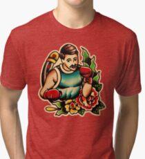 Spitshading 055 Tri-blend T-Shirt