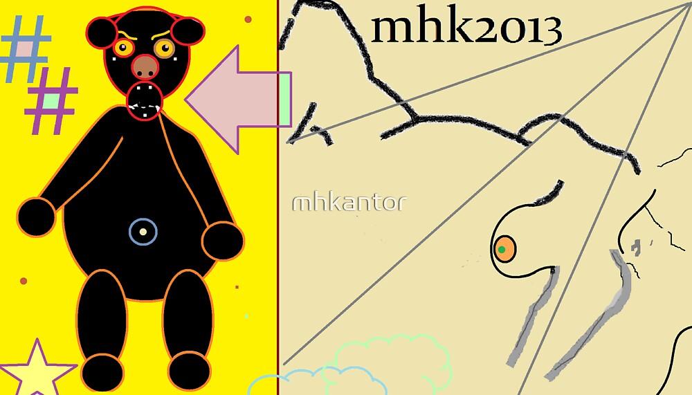 hazardous when wet or buzzards in the sun 4 by mhkantor