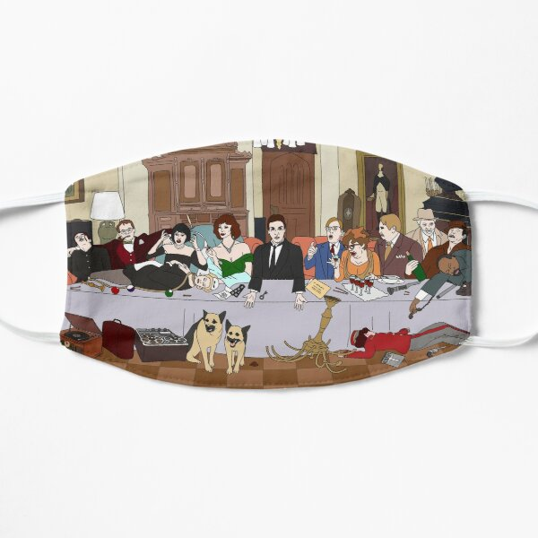 The Last Supper at Boddy Mansion Mask