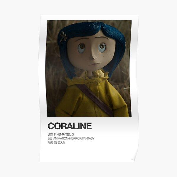 Coraline Jones Posters Redbubble