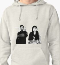 Morgan and friends Pullover Hoodie