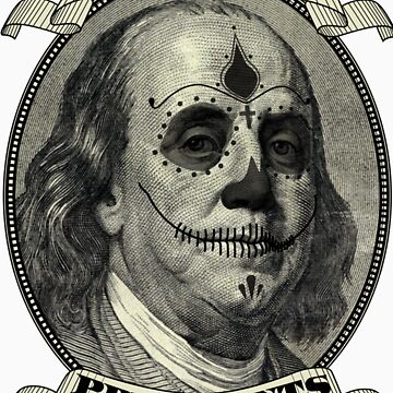 Day of the Dead Presidents  by AndersonJames