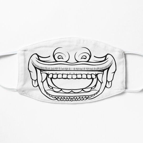 Bali Demon Face MaskBali Demon Face Mask Mask