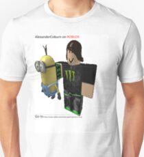 AlexanderCoburn ROBLOX Unisex T-Shirt