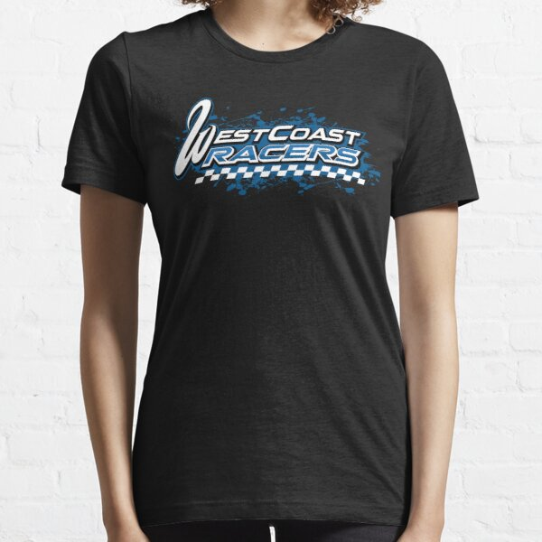 West Coast Racers Six Flags Magic Mountain Essential T-Shirt