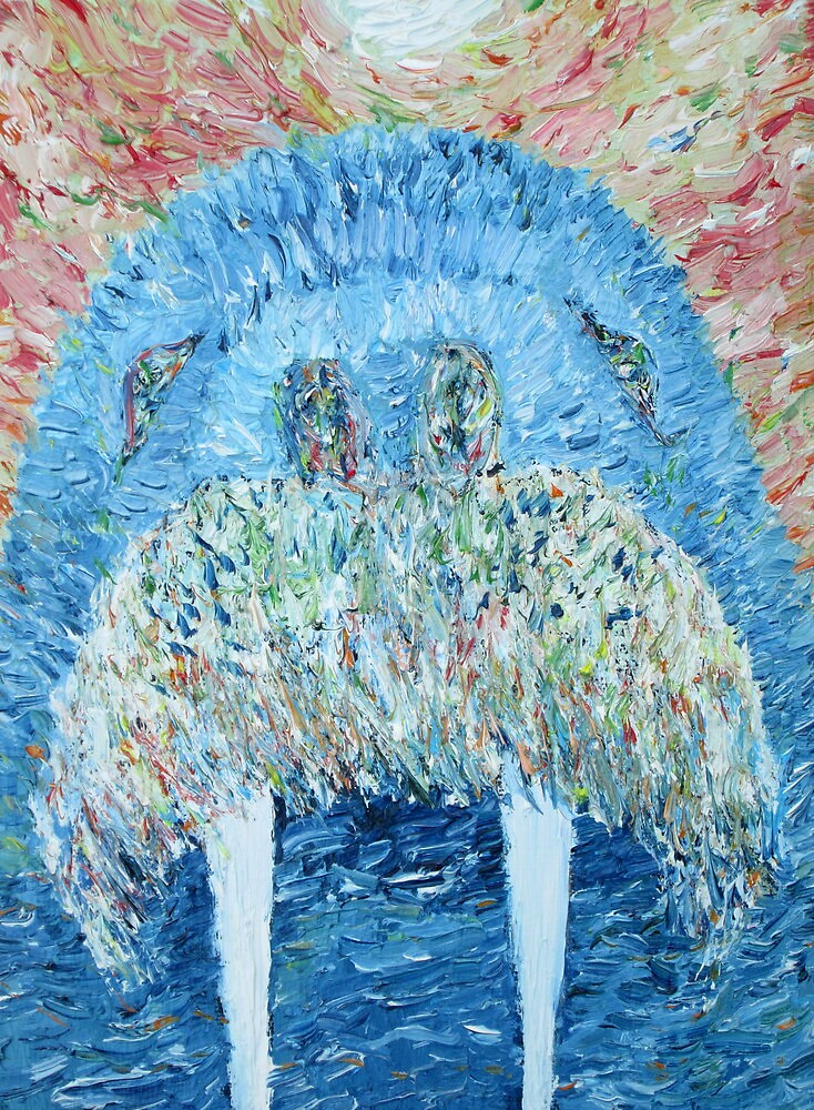 TO WALRUS OR NOT TO WALRUS by lautir