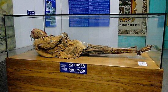 Oh Mummy Mummy by Al Bourassa