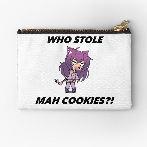 Gacha ¿Quién robó mis galletas? Bolsos de mano