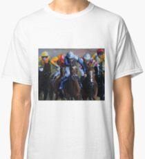 Final Furlong Classic T-Shirt
