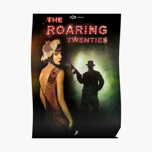 The Roaring Twenties Poster