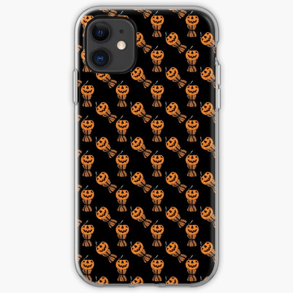 Haystack Jack Classic Halloween Blowmold iPhone Soft Case
