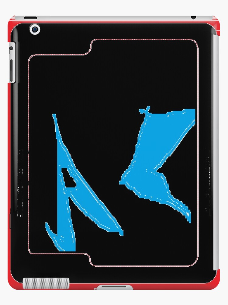 AlexanderCoburn Fan iPad Case by AlexanderCoburn