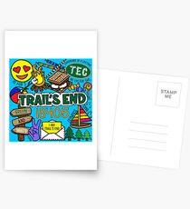 Trail's End Camp Postkarten