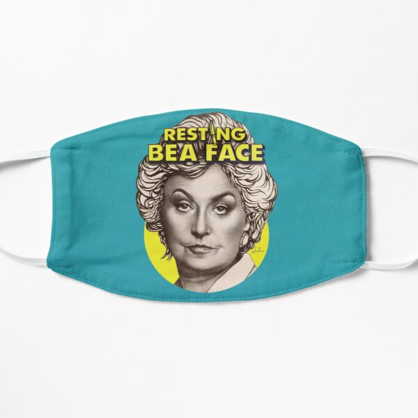 RESTING BEA FACE Mask