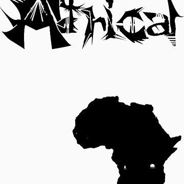 Africa by artparadai
