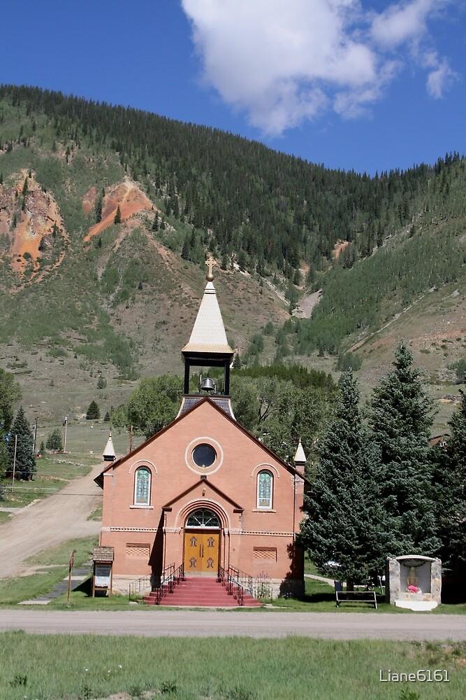 Catholic Church in Silverton, Colorado by Liane6161