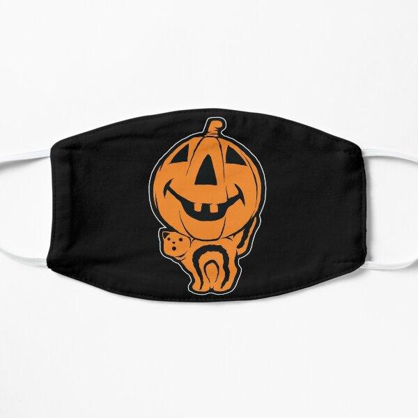 Scaredy Cat Classic Halloween Blowmold Mask