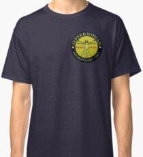 Jeffersonian logo-Bones Classic T-Shirt