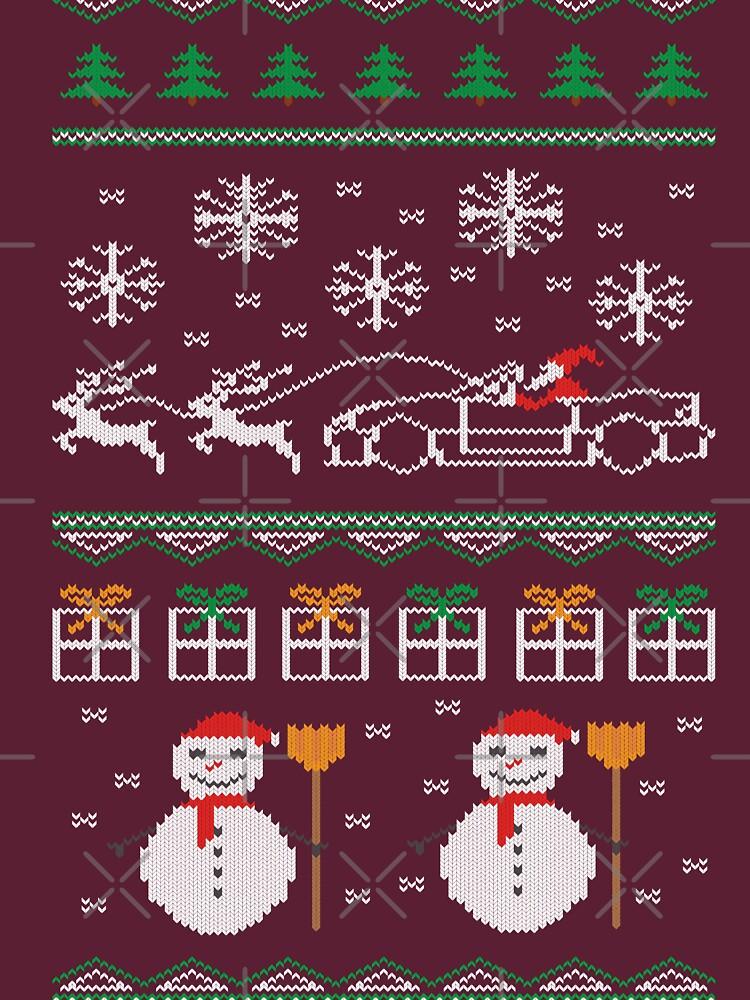 Ugly XMas Sweater - Mazda Miata by MiataApparel