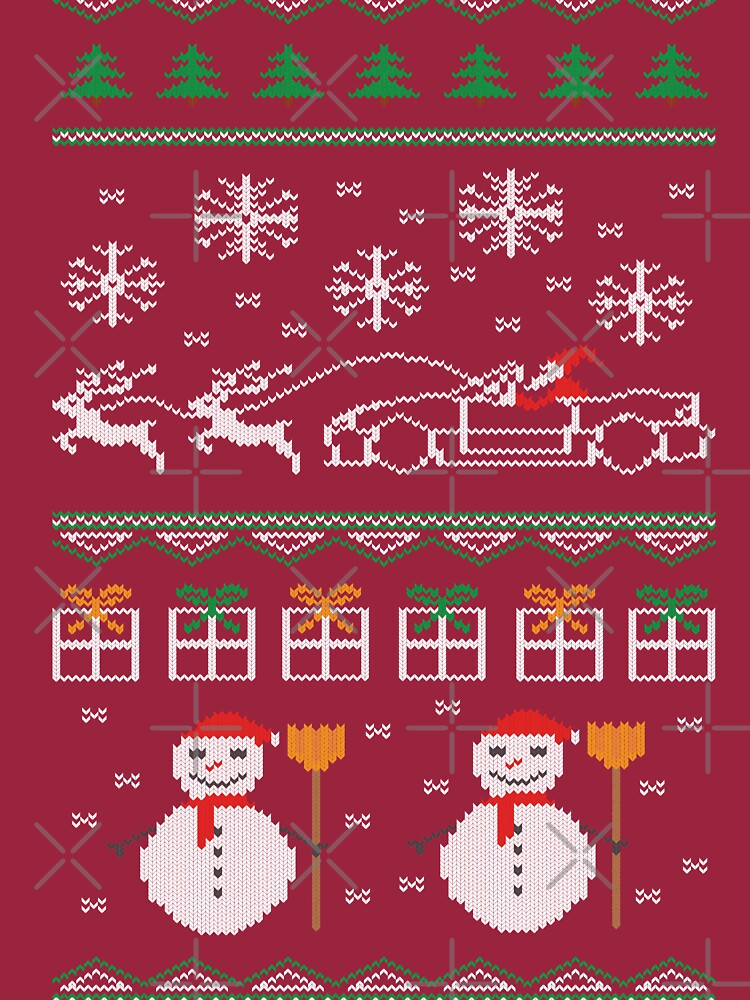 Ugly XMas Sweater - Mazda Miata | Long Sleeve