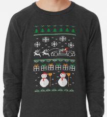Ugly XMas Sweater - Mazda Miata Lightweight Sweatshirt