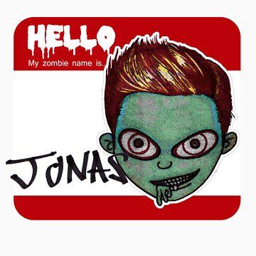 Zombie Jonas by innerZ
