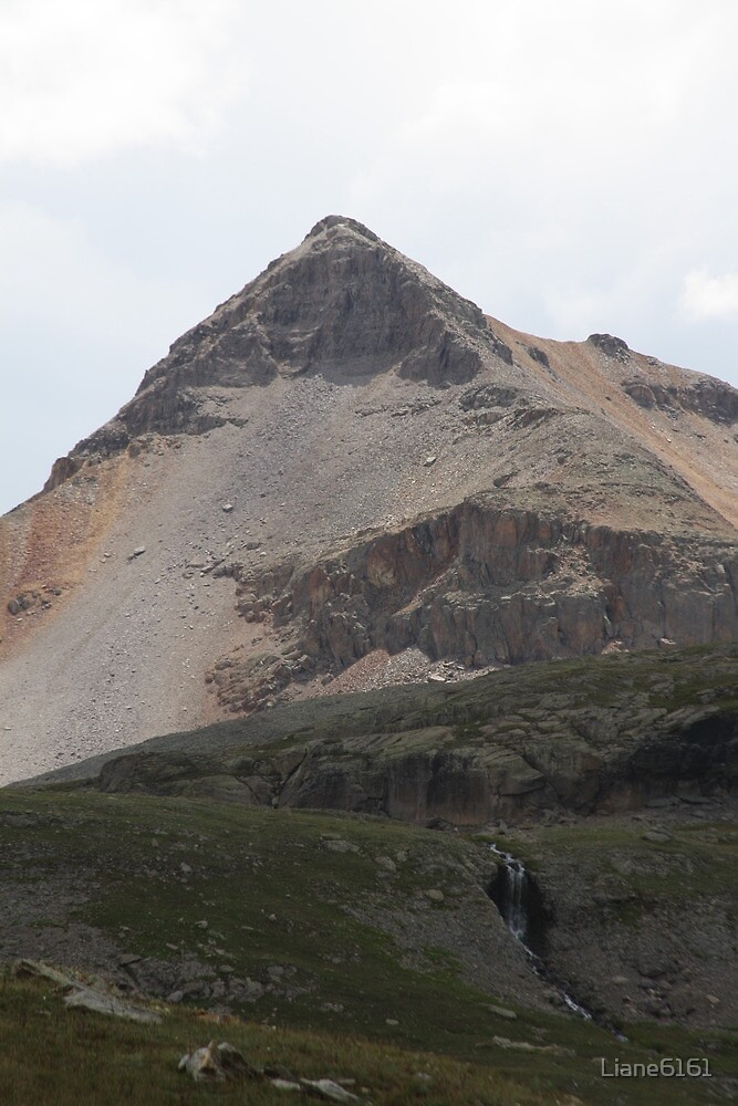 Pyramid Mountain by Liane6161