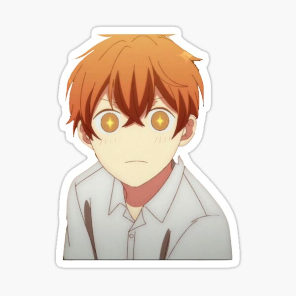 Given Anime Mafuyu Sticker