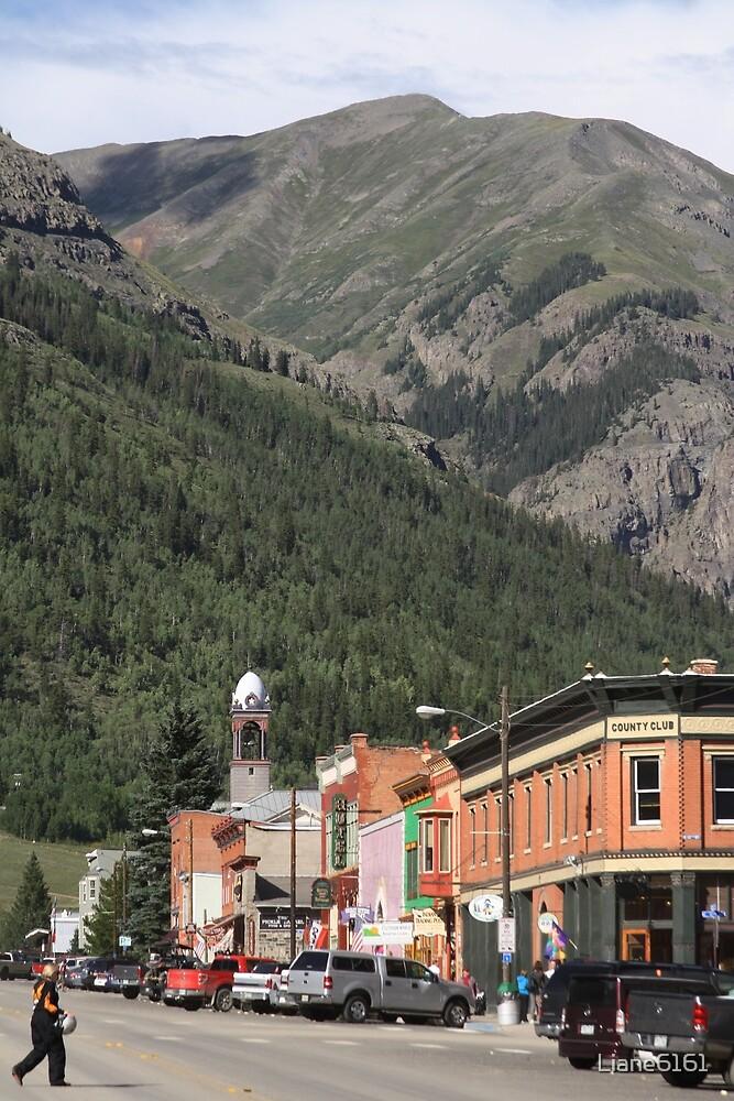 Silverton, Colorado Street Scene by Liane6161