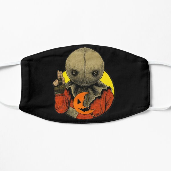 Halloween Saints: Sam ALTERNATE Flat Mask
