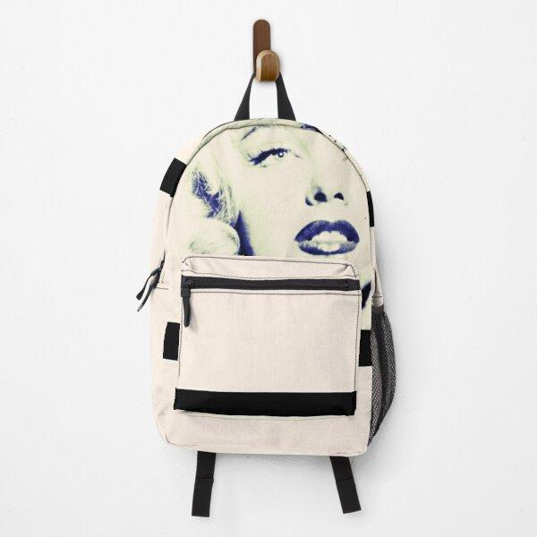 """MARILYN MONROE"" Poster Girl for Old-school Glamour Backpack"