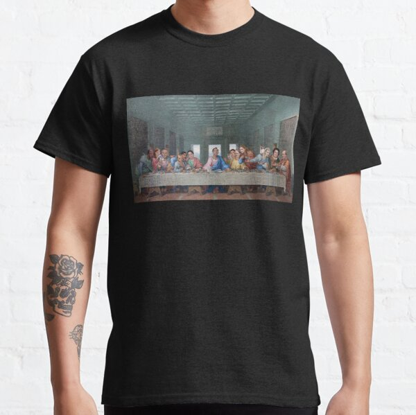 The Last Supper Office Edition Classic T-Shirt