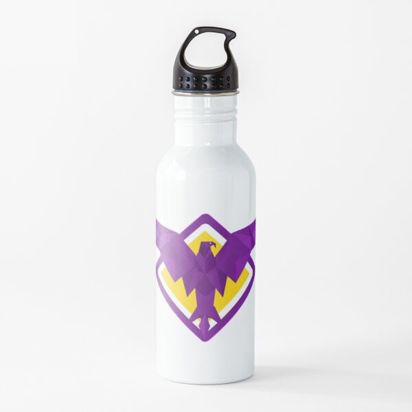 Greenhouse Academy Eagles Logo Water Bottle