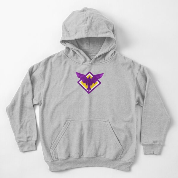 Greenhouse Academy Eagles Logo Kids Pullover Hoodie
