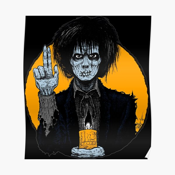 Halloween Saints: Billy Butcherson ALTERNATE Poster