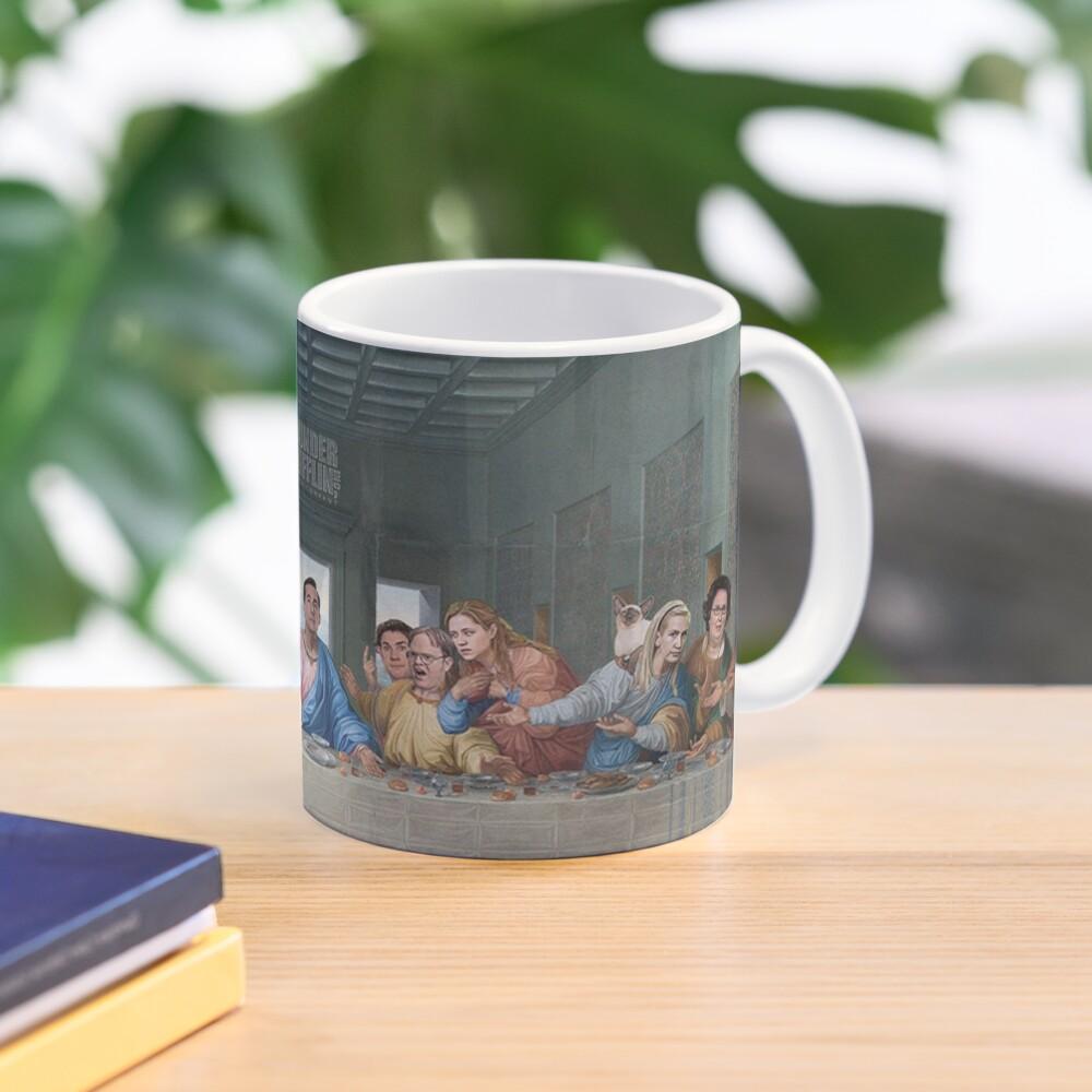 The Last Supper Office Edition Mug