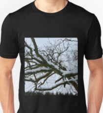 Snowy Branches T-Shirt