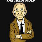 Hungry Like The (Bad) Wolf... by InPrintComic