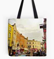 Cork City Street Scene 001  Tote Bag