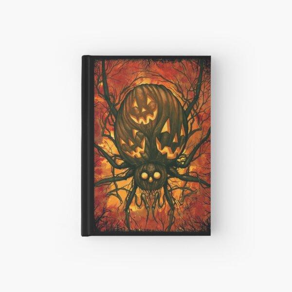 Harvest Spider Hardcover Journal
